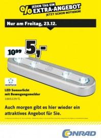 Conrad Electronic Jeden Tag ein Extra-Angebot Dezember 2016 KW51 15