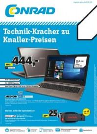 Conrad Electronic Technik-Kracher zu Knaller-Preisen Dezember 2016 KW51