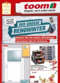 toom Baumarkt Der große Renowinter Dezember 2016 KW52