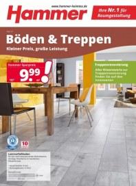 Hammer Böden und Treppen Januar 2017 KW52