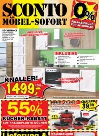 Sconto Möbel-Sofort Januar 2017 KW01