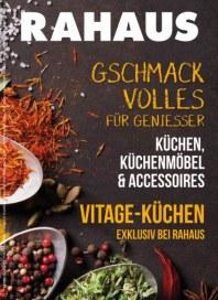 Rahaus Geschmackvolles für Genießer Januar 2017 KW01