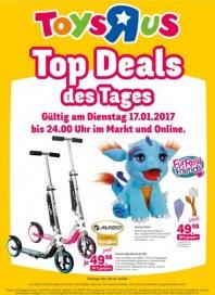 Toys''R''Us Top Deals des Tages Januar 2017 KW03