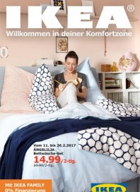 Ikea Willkommen in deiner Komfortzone Februar 2017 KW06