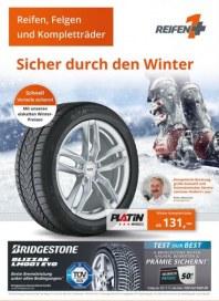 Reifen1+ Sicher durch den Winter Oktober 2017 KW42