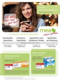 mea - meine apotheke Unsere November-Angebote November 2017 KW44 16