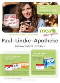 mea - meine apotheke Unsere November-Angebote November 2017 KW44 22