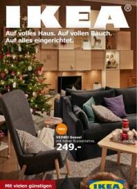 Ikea Auf volles Haus. Auf vollen Bauch. Auf alles eingerichtet Oktober 2017 KW43