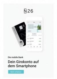 ING-DiBa Dein Girokonto auf dem Smartphone November 2017 KW48