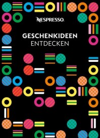 Nespresso Boutique Geschenkideen entdecken November 2017 KW44 4