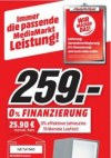 Prospekte Immer die passende Media Markt Leistung!-Seite1