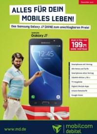mobilcom-debitel Alles für dein mobiles Leben Dezember 2017 KW50 1