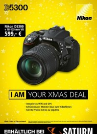 Saturn I am your xmas deal Dezember 2017 KW50