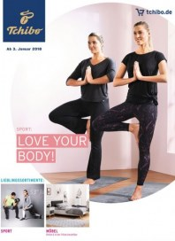Tchibo Love your Body Januar 2017 KW01