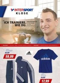 Intersport Ich trainiere. Wie du Januar 2018 KW01