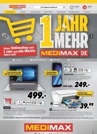 MediMax 1 Jahr mehr Januar 2018 KW03