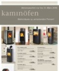 HAGOS Partner Kaminöfen Januar 2018 KW04