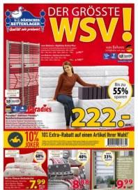 Dänisches Bettenlager Der größte WSV Januar 2018 KW04 3
