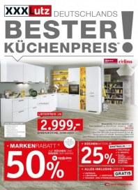 XXXL Möbelhäuser Bester Küchenpreis Januar 2018 KW05 1