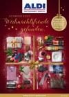 Prospekte ALDI Nord (Weihnachtsfreude ) November 2018 KW48-Seite1