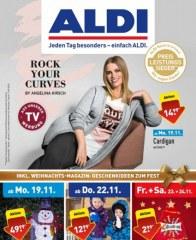 Prospekte ALDI Nord (Weekly) November 2018 KW47