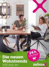Prospekte Mömax (Aktueller Prospekt) September 2018 KW35