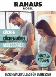 Prospekte Rahaus (Küchen) November 2018 KW45