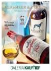 Prospekte Galeria-Kaufhof Gourmet (Fachguide Spirituosen) November 2018 KW45-Seite1