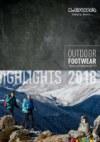 Prospekte LOWA Outdoor Footwear Highlights 2018 Februar 2018 KW08
