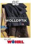 Prospekte Lässige Hosen in Wolloptik November 2018 KW44