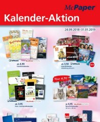Prospekte McPaper (Monthly) September 2018 KW39