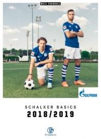 Prospekte Schalker Basics 2018/2019 August 2018 KW34