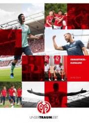 Prospekte Fanartikel-Katalog 2018/2019 August 2018 KW34