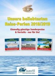 Prospekte RIW Touristik (Reise-Perlen 2018-2019) März 2018 KW09
