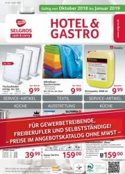 Prospekte Gastro Katalog Oktober 2018 KW40