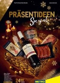 Prospekte Metro (Präsentideen Spezial 31.10.2018 - 24.12.2018) Oktober 2018 KW44