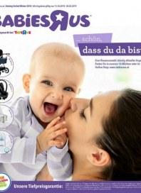 Prospekte BabiesRUs KW45 Oktober 2018 KW41