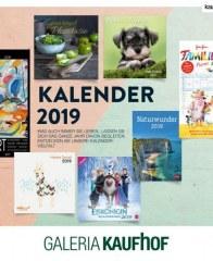 Prospekte Galeria-Kaufhof (Fachguide Kalender) November 2018 KW46