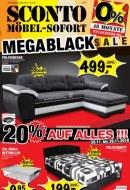 Prospekte Mega Black Sale Prospekt November 2018 KW47