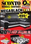 Prospekte Mega Black Sale Prospekt November 2018 KW47