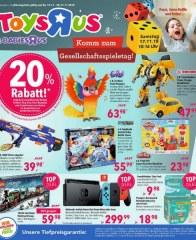 Prospekte ToysRUs KW47 November 2018 KW46