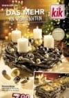 Prospekte KiK (Aktuelle Werbung) November 2018 KW47 1