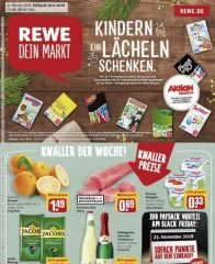 Prospekte Rewe (Weekly) November 2018 KW47 1