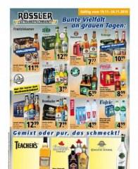Prospekte Getränke Rössler (weekly) November 2018 KW47 1