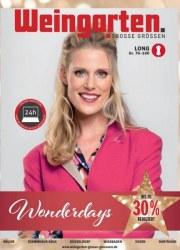Weingarten Damen Grosse Grössen Long-Prospekt November 2018 KW48