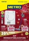Metro Cash & Carry Metro (Nonfood 06.12.2018 - 12.12.2018) Dezember 2018 KW49-Seite1