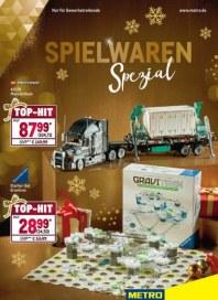 Metro Cash & Carry Metro (Spielwaren Spezial 29.11.2018 - 24.12.2018) November 2018 KW48