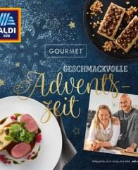 Aldi Süd Aldi Süd (Weihnachtsbroshüre Gourmet) November 2018 KW46
