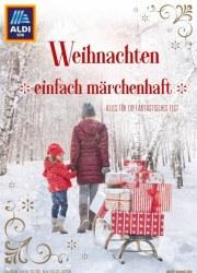 Aldi Süd Weihnachtsmagazin Oktober 2018 KW42