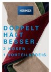 Hirmer Hosen im Doppelpack günstiger November 2018 KW46